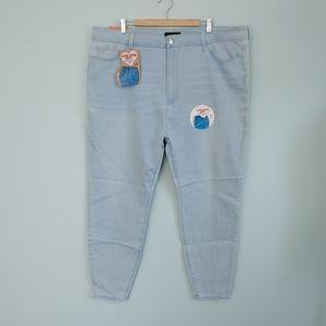 F21 | skinny jeans